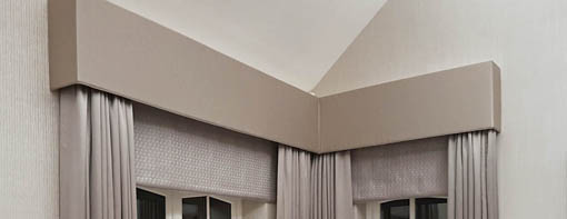 link to pelmets, valances, swags and tails page